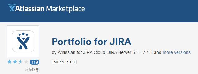 JIRA-Portfolio